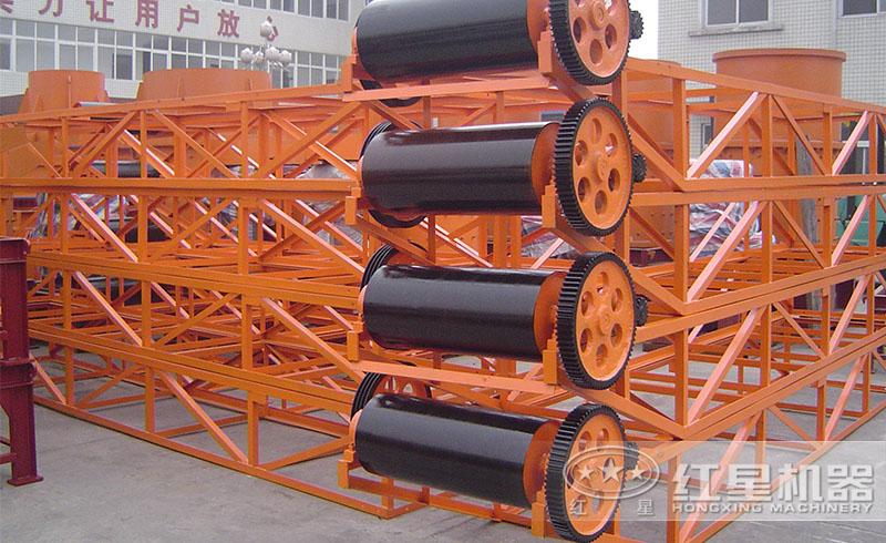 红星胶带输送机现货供应,也可定制生产