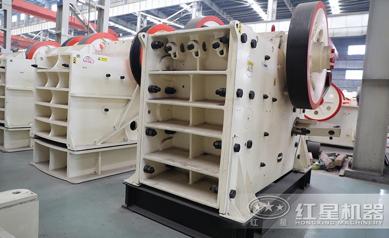 红星CJ欧版鄂破机电机一体化结构,占地面积小,适应性强