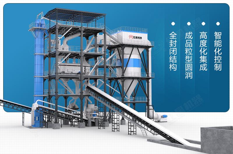 塔楼式干式制砂机性能优势多